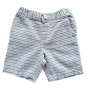 4/$30 Children's Place Boys Linen Blend Shorts